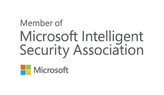 Member of Microsoft Intelligent Security Association
